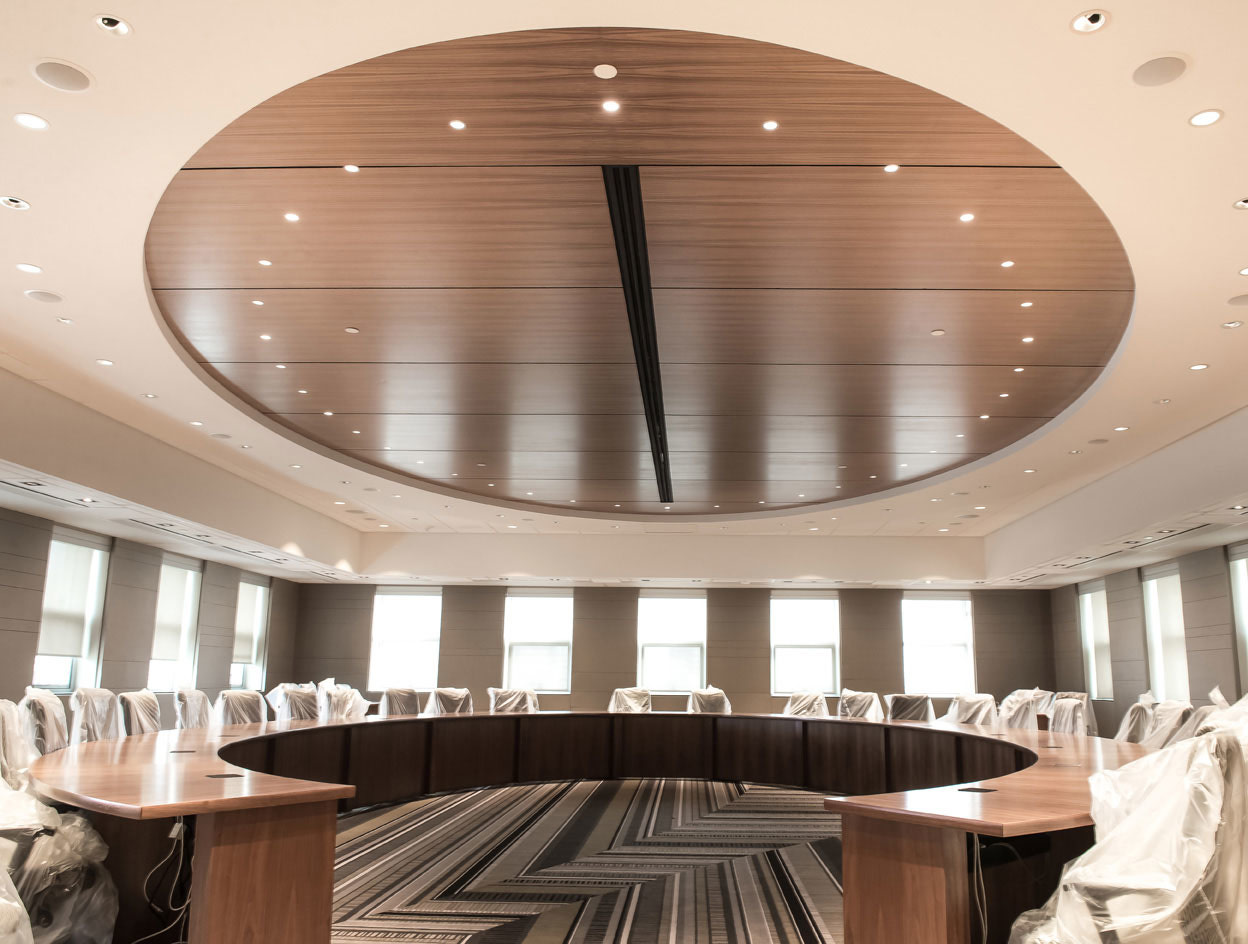 Acoustical Walls and Ceilings